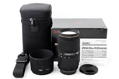 (472) Excellent Condition SIGMA APO 50-150mm F2.8 II EX DC HSM Pentax from Japan