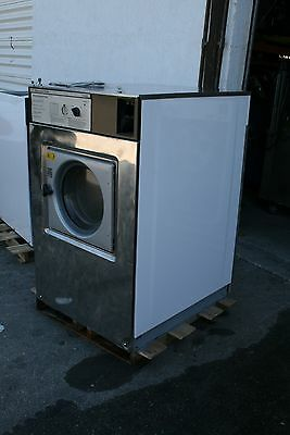 WASCOMAT W185 50LB.WASHER  220V 1 OR 3 PHASE COIN OR OPL