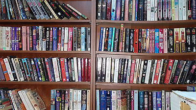 Lot of 20 Paperbacks, Various Genres, Fiction, Mystery, Thriller, Free Shipping