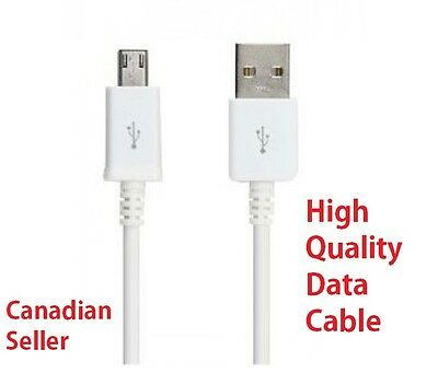 New 1M Micro USB Charger Charging Sync Data Cable For Samsung Galaxy S2 S3 S4 S5