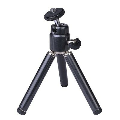 "Ignition 6.3"" Compact Mini Table Top Camera Tripod w/Universal Mount (1601184)"
