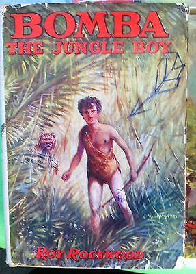 Bomba the Jungle Boy or, The Old Naturalist's Secret c1926 Acceptable Hardcover