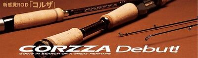 Major Craft Corzza Series Baitcast Rod CZC 672 L/BF (5752)