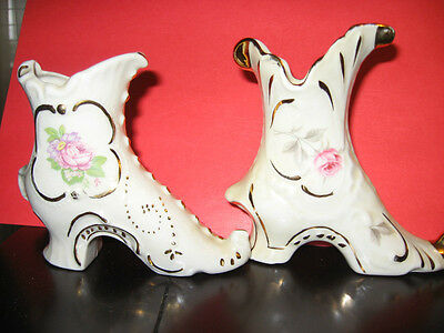 VICTORIAN CERAMIC SHOE BOOTS 2