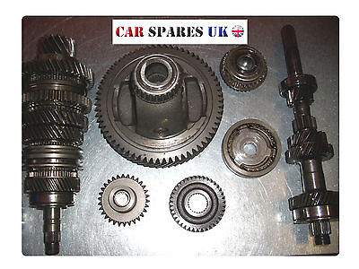 BMW MINI ONE/COOPER MIDLAND R50 MA MANUAL 5 SPEED GEARSET FOR REBUILD / RECON