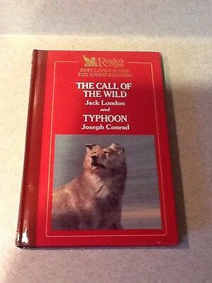 Readers Digest Best Loved Books for Young Readers: The Call of the Wild/ Typhoon