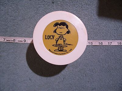 Vintage Lucy (Peanuts) Thermos