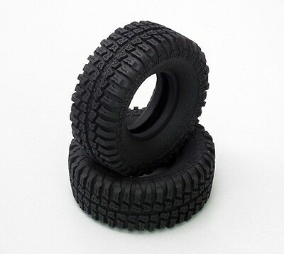 Rc4Wd Dick Cepek 1.9 Mud Country Scale Tires  (1X Pair)  Z-T0034 Rc