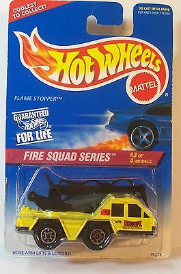 HW 1996    426     FIRE SQUAD SERIES     FLAME  STOPPER