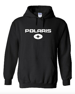 POLARIS  HOODIE Long Sleeve  (Size S - 3XL) *FREE PRIORITY SHIPPING*