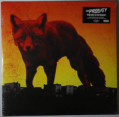 The Prodigy - The Day Is My Enemy 2LP/Download limited 180g 33RPM NEU/SEALED