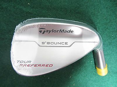 TOUR ISSUE* TaylorMade 2014 TP Tour Preferred STANDARD 50 Wedge Head .A62 282.9