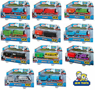 Thomas and Friends Trackmaster Revolution Motorized Engine Trains Mattel Sets