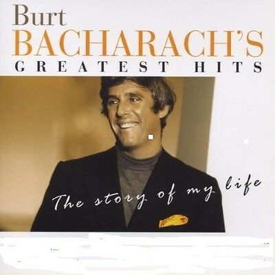 BURT BACHARACH CD GREATEST HITS The Story Of My Life - (Came from the U.K.)