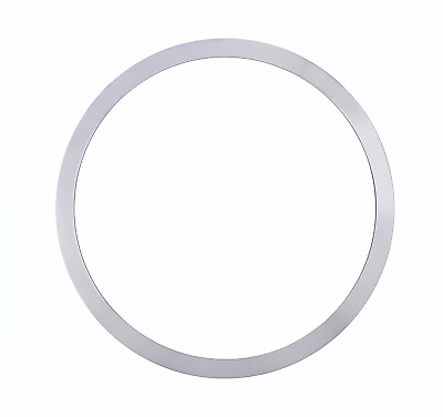 Smooth Bezel For 34Mm Rolex Date 1500,1501, 1503,5700 5701 15000 Stainless Steel