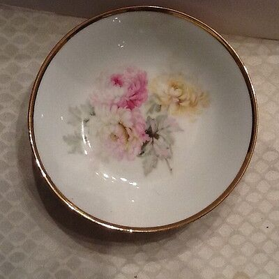 """VINTAGE - 6 Piece Germany Porcelain Small Bowls - 5-1/2"""" - MARKED """"GERMANY 21"""""""