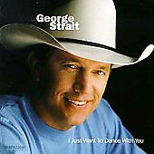 I Just Want to Dance with You [CD5/Cassette Single] [Single] by George Strait (C