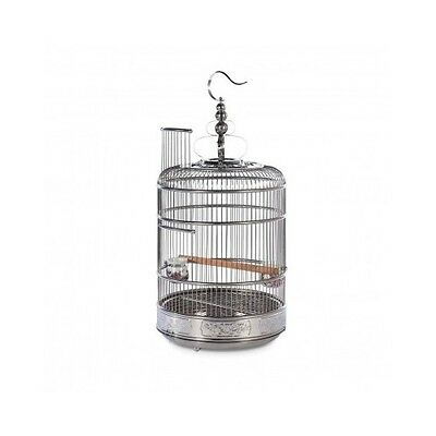 Large Elegant Steel Bird Cage Cockatiel Parakeet Perch Macaw Parrot Pet Supplies