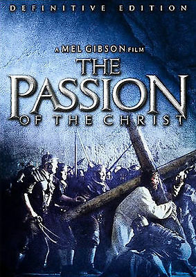 The Passion of the Christ (DVD, 2007, 2-Disc Set, Definitive Edition)