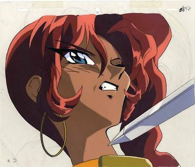 Anime Cel Rayearth #81