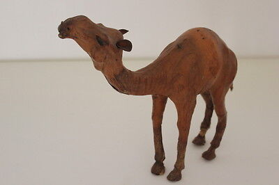 Rare Antique Chinese Leather Face Camel