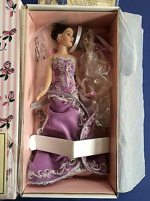 Tiny Kitty Collier Doll Modern Showgirl  Brunette Collection! Tonner! NIB!