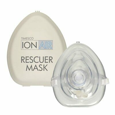 5 x Ambu Spur II Bag Value Mask (BVM) - Adult - CFR's , Event Medics, Paramedics