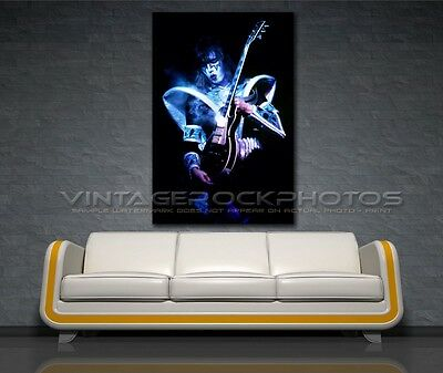 Ace Frehley KISS Poster 24x36 inch Photo 1979 Dynasty Concert Tour Print 66