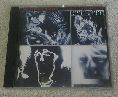 Emotional Rescue by The Rolling Stones CD Mick Jagger Keith Richards She's So Co