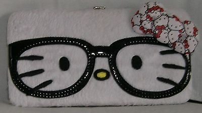 Hello Kitty Wallet Clutch LOUNGEFLY NERDS NICE GIFT FREE SHIPPING NWT