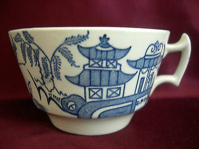 WOODS WARE  Canton Blue Cup -  Blue / White Transfer, with Bonus