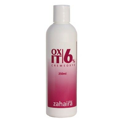 zahaira OX IT Cremeoxyd 6% 250ml ( Entwickler / Oxyd / Oxydant / H2O2 )