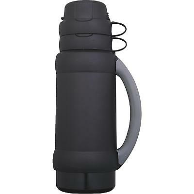 Thermos Add-A-Cup Beverage Insulated Vacuum Bottle