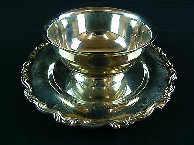 Oneida Silver Plated  Dip Trays    Three Available