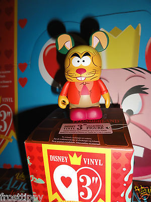 """Disney Vinylmation Alice in Wonderland 3"""" March Hare w/ box NEW SOLD OUT"""