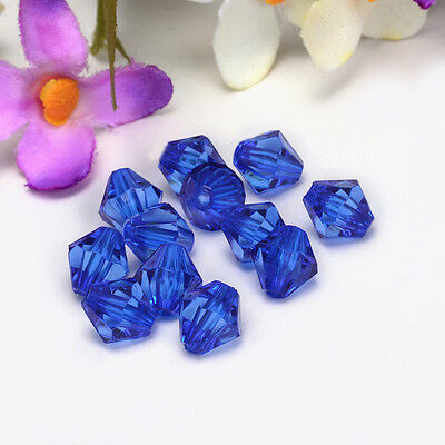 Free shipping charm for 30pcs swarovski Crystal 10mm 5301 Bicone Beads Y70