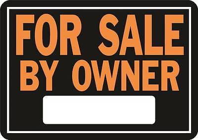 Sign For Sale By Owner Alum