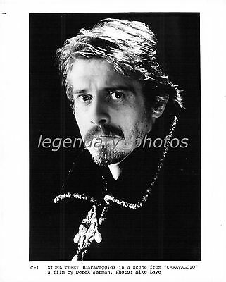 1986 Caravaggio Movie Press Photo