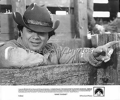 1980 Coast Movie Press Photo