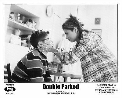 2000 Double Parked Movie Press Kit (6 Items)