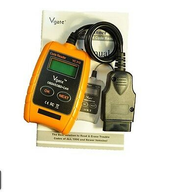 Vgate VC310 OBD 2 OBD II CAN Auto Scanner Code Reader and Diagnostic Scan tool