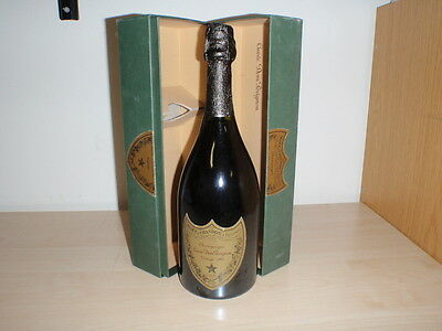 Champagne Cuvée Don Perignon 1983 Vintage Moet Et Chandon Bottle