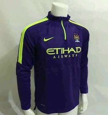 Manchester city training Sweater for man, size M
