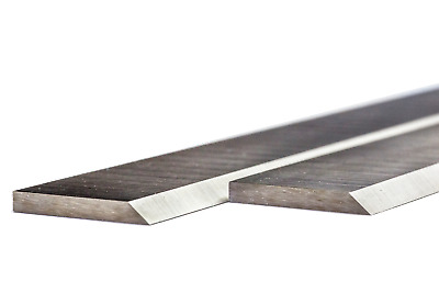 1 Pair 260 x 20 x 2.5 mm HSS Planer Blades for Kity 2602025