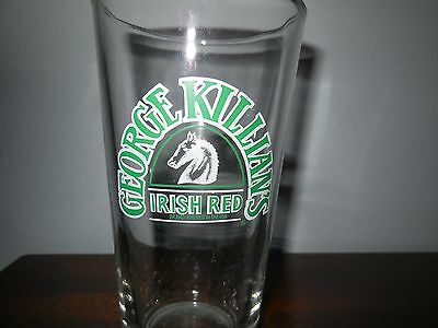 George Killians Irish Red Beer Glass