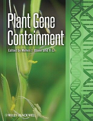 Plant Gene Containment ~ Melvin J. Oliver ~  9780813803494