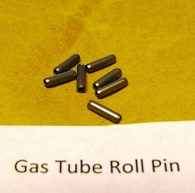 """Mayhew 5//64/"""" Roll Pin Punch /& 48 5//64 X 5//16/"""" HARDENED SS COILED ROLL PINS USA"""
