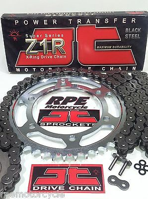 APRILIA 1000 RSV MILLE R SL SP '98/03 JT X-Ring CHAIN AND SPROCKETS *OEM or QA
