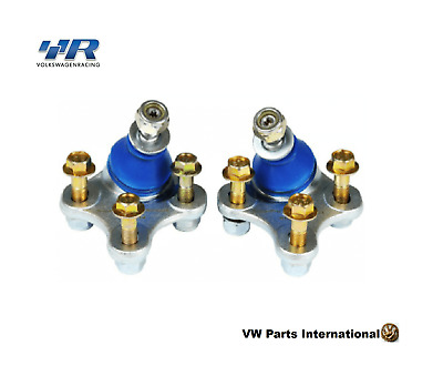 VW Golf MK5 MK6 R GTI Scirocco RacingLine Roll Centre Adjusting Ball Joints VWR