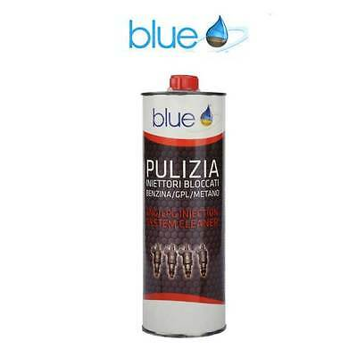 Additivo Pulizia Iniettori Bloccati Benzina / Gpl / Metano Blue - Bg04010